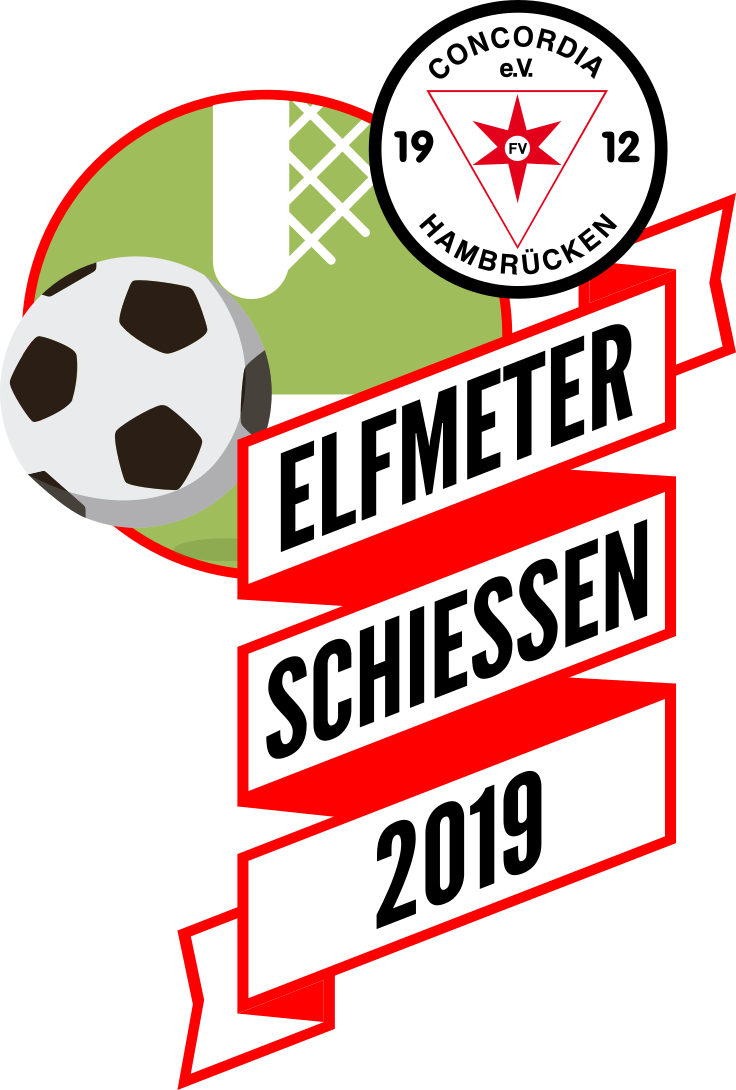 Elfmeterschiessen 2019 Ribbon